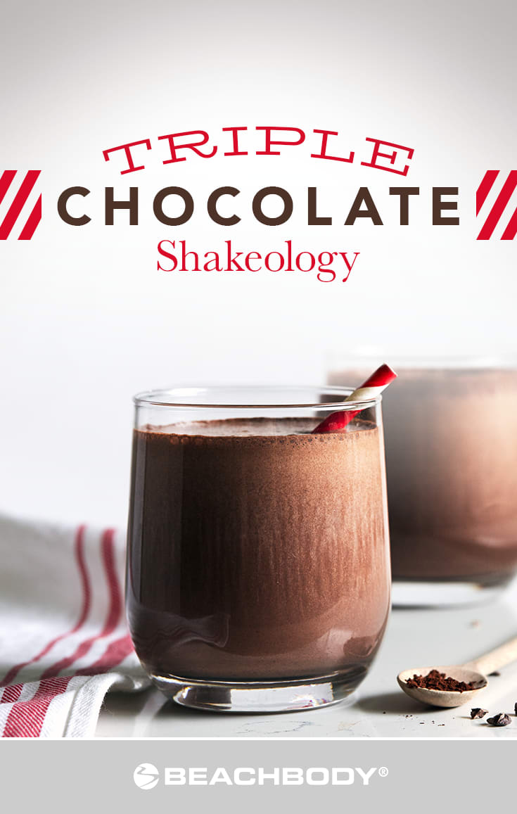 Triple Chocolate Shakeology