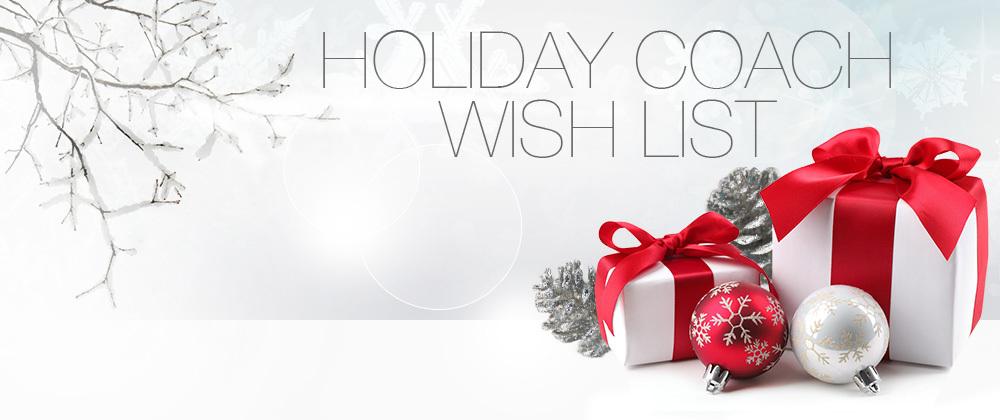 Coach christmas gift ideas