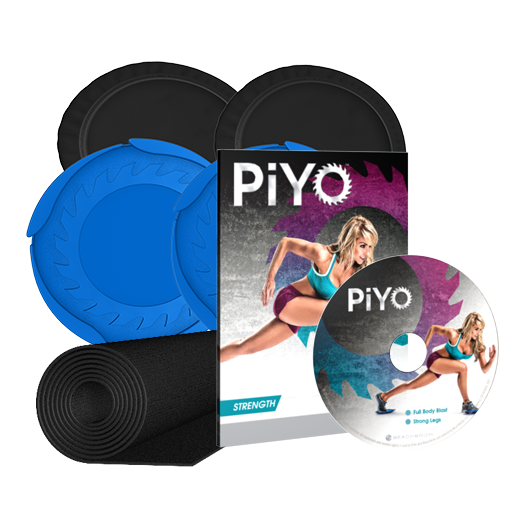 Accelerated Results Package: PiYo™ Strength® DVD