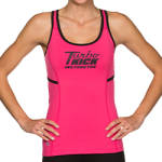 Turbo Kick Instructor Helen H-Back Racer Tank