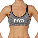 PiYo Liza Mesh Back Sports Bra