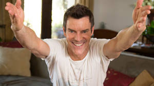 Commercial Break Isometric Workout with Tony Horton