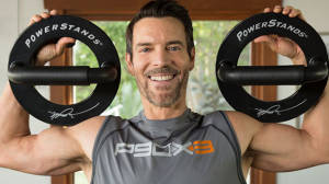 Eccentric Pushup Challenge with Tony Horton