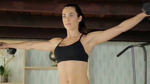 Autumn Calabrese's Total Body Burpee Challenge