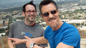 Tony Horton Climbs the Mountain