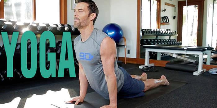 Tony Horton s Daily Yoga Routine The Team Beachbody Blog