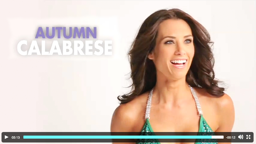 Watch About Autumn Calabrese Video