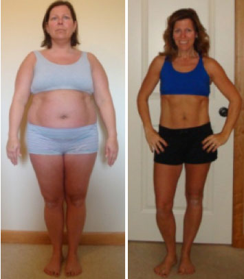 Melanie T. Lost 75 lbs with Shakeology's Help
