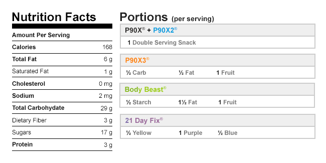 Calories in Apple Crisp