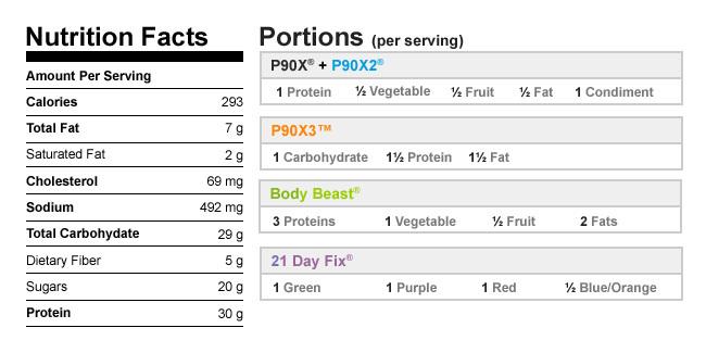 Calories Pork Apple Skewers