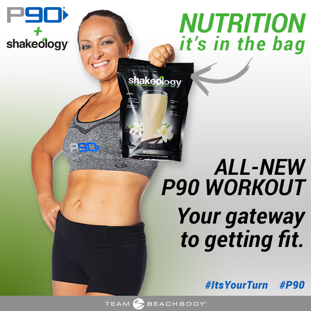 Introducing P90 and Shakeology: A Life-Changing Duo - Shakeology