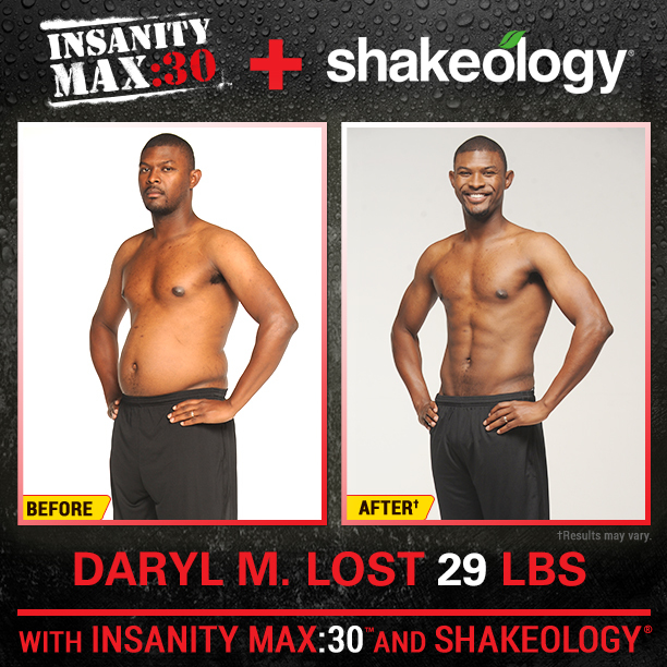 Start the new year strong with INSANITY MAX:30 and