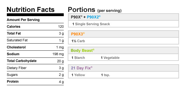 Tomato-thyms pita crisps recipe nutrition facts and meal plan portions