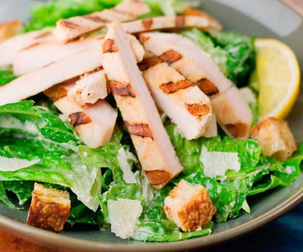 ... salad rotisserie chicken salad smoked chicken salad with southwestern