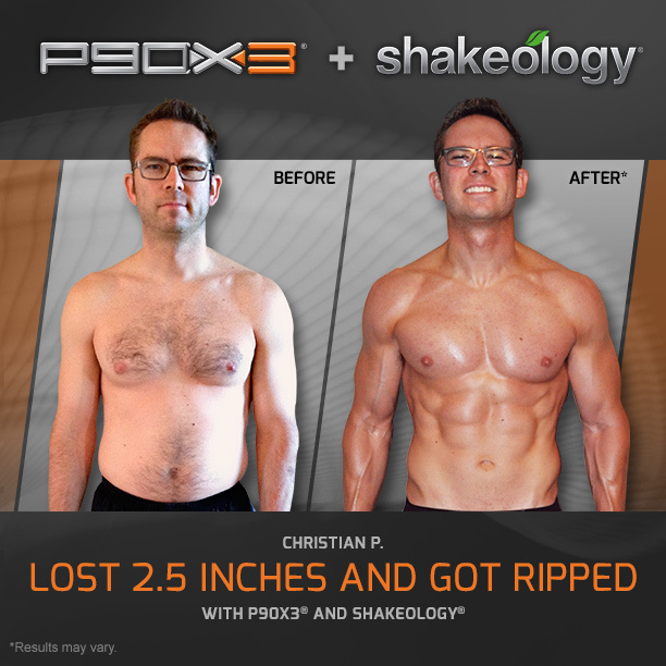 Get Fast Results With P90x3 And Shakeology Shakeology