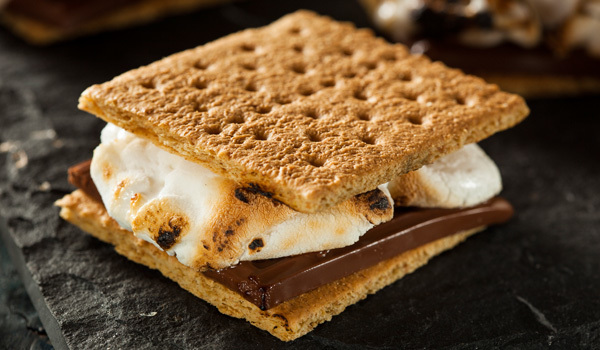 s'more marshmallow