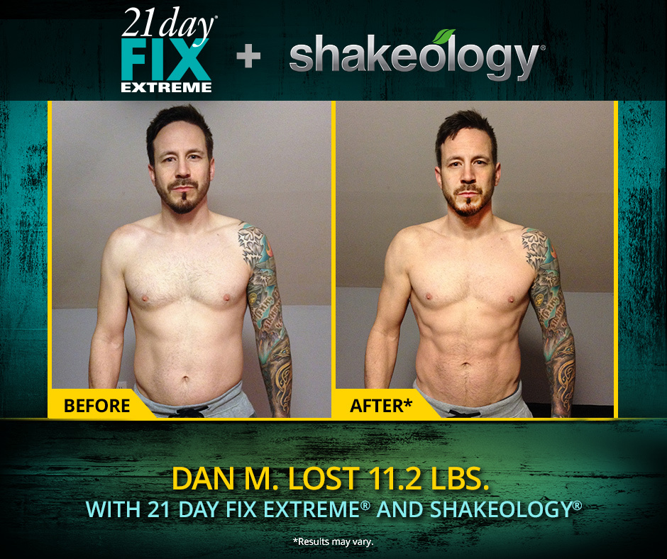 21 day fix extreme and shakeology extreme workouts