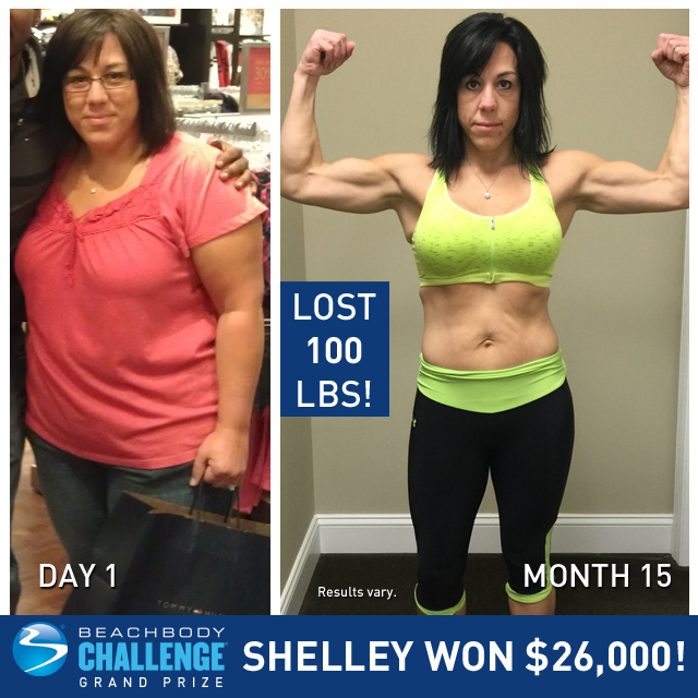 rock the vote beachbody challenge style shakeology