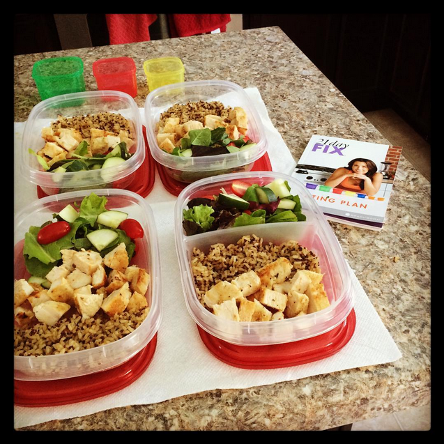 Meal Prep by fit_mom11