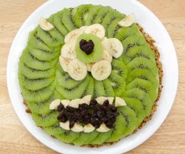 Monster Pie Halloween Snack