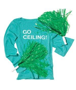 10 last minute halloween costumes thatll help you in a flash ceiling fan heres another play on words costume thats a breeze to whip up complete the costume with a cheerleader skirt and a big bow in your aloadofball Image collections