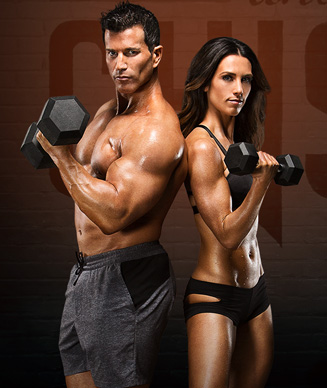 The Master's Hammer and Chisel Workout by Beachbody | TheFitClubNetwork.com