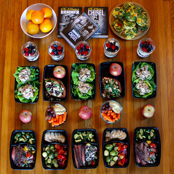 Masters: Hammer and Chisel Meal Prep