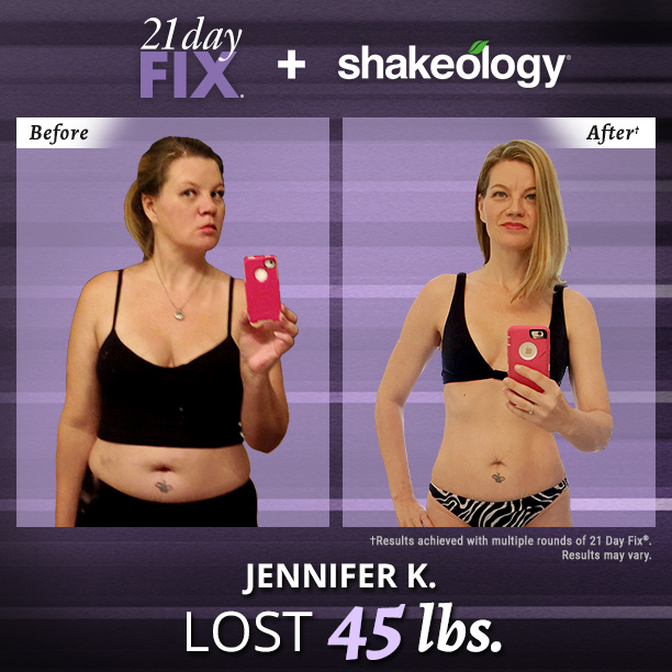 21 Day Fix And Shakeology A Healthier Happier You Shakeology