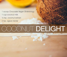Coconut Delight
