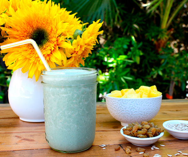 Sunflower Shake Recipe | BeachbodyBlog.com