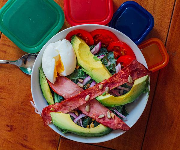 Breakfast Salad Recipe | BeachbodyBlog.com
