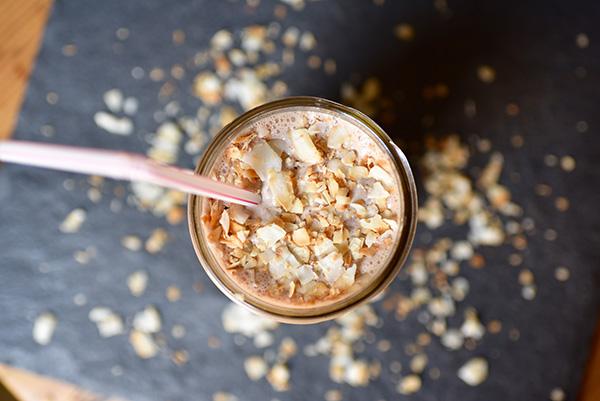 Caramel Coconut Cookie Shakeology Recipe | BeachbodyBlog.com