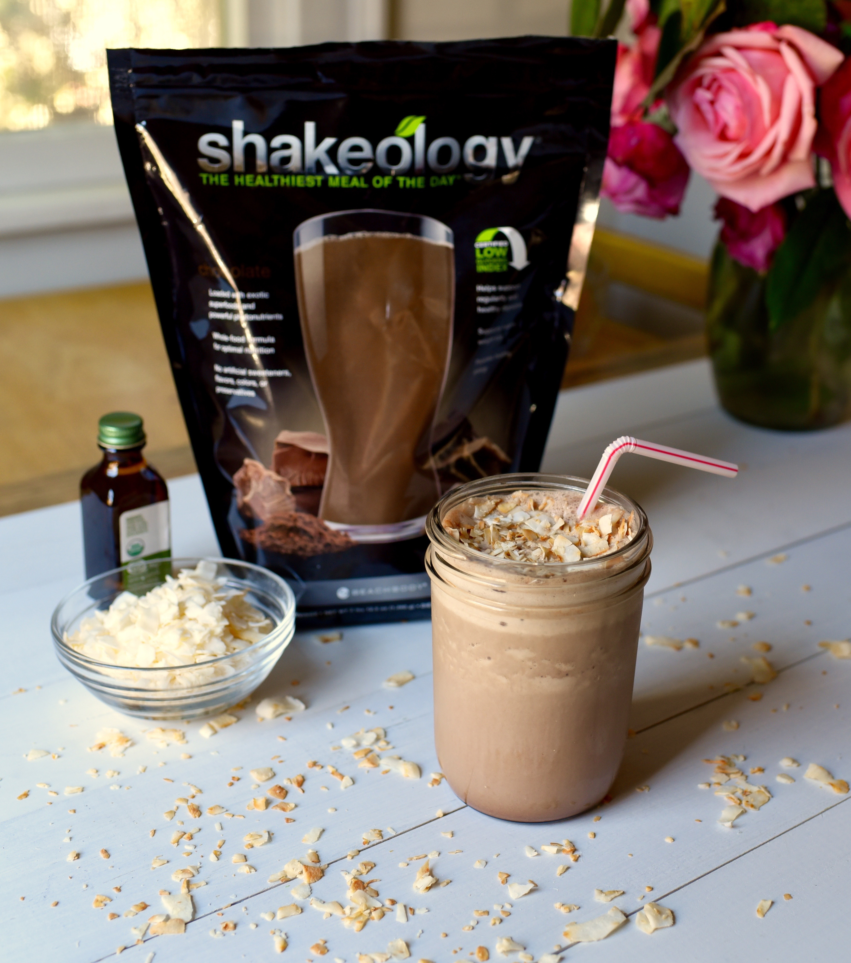 Chocolate Caramel Delight Smoothie Recipe | BeachbodyBlog.com