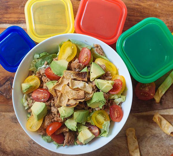 Taco Salad Recipe   BeachbodyBlog.com