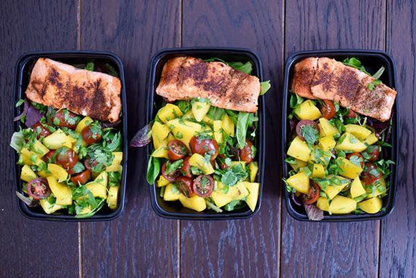 Mexican Food Meal Prep for the 1,800-2,100 Calorie Level | BeachbodyBlog.com