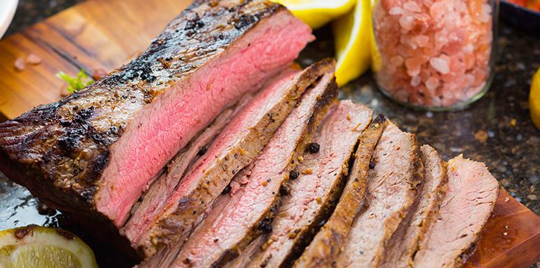 ginger soy flank steak recipe the beachbody blog