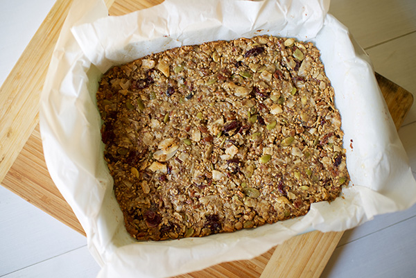 Super Seed Energy Bars Recipe | BeachbodyBlog.com