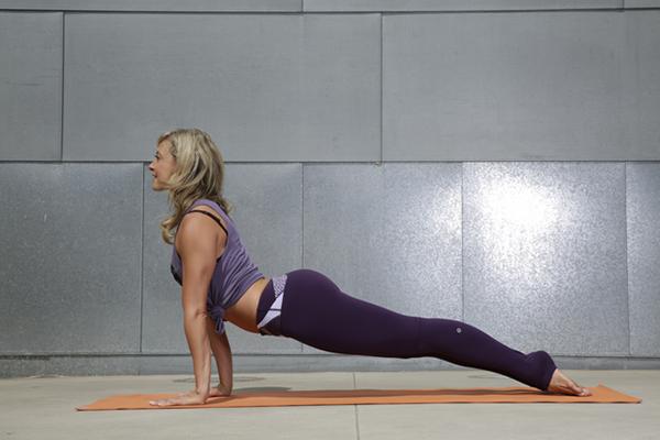 3 Week Yoga Retreat Upward Dog