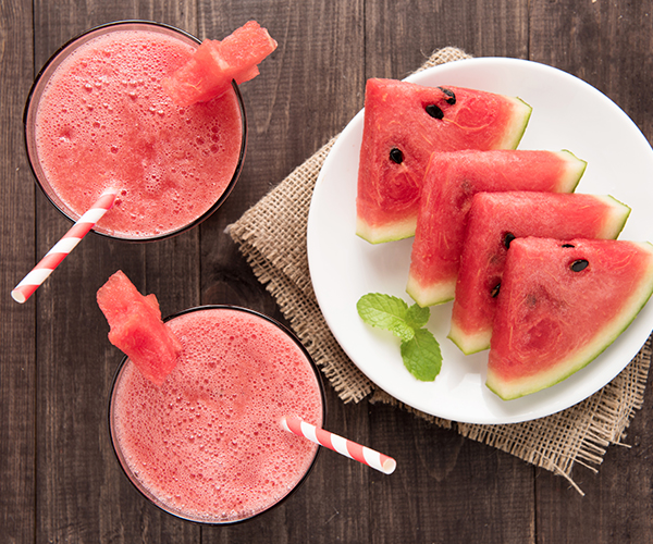 Tropical Watermelon Splash Recipe