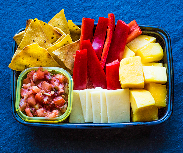 5 Simple Snack Boxes for Busy People - Tex-Mex