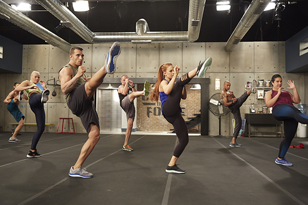 Strong Core Benefits Core De Force Rear Push Kick