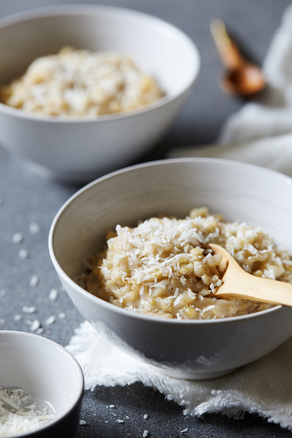 Creamy Coconut Brown Rice Pudding | The Beachbody Blog