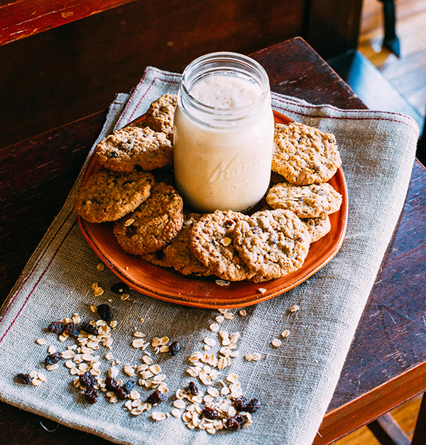 Oatmeal Raisin Cookie Shakeology Recipe