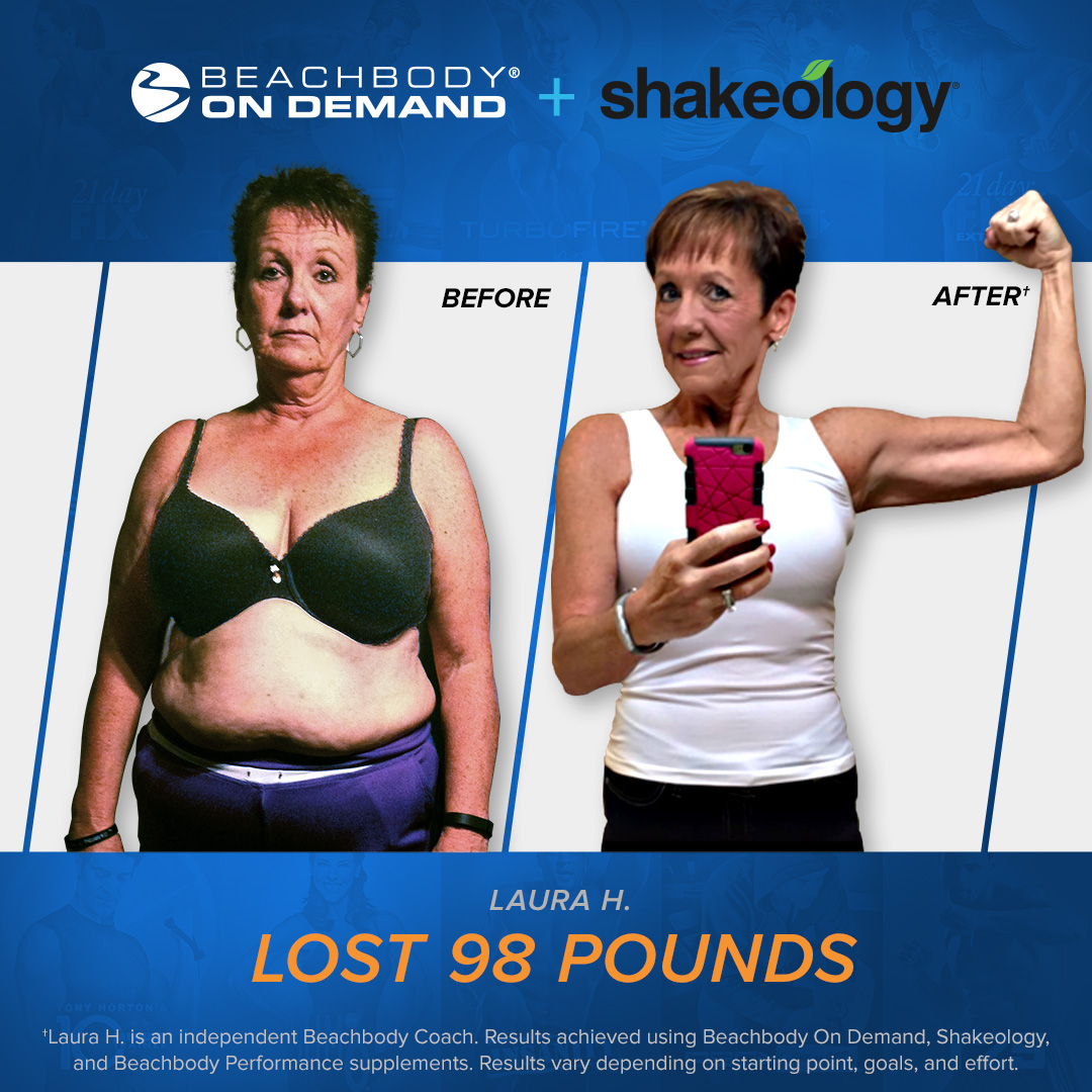 Beachbody on Demand and Shakeology: Stream your butt off