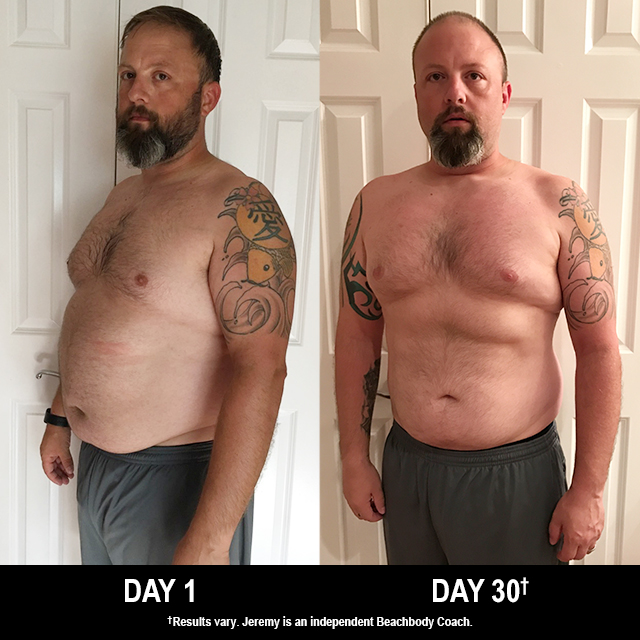 Country Heat Results: Jeremy Lost 14.5 Pounds in 30 Days!
