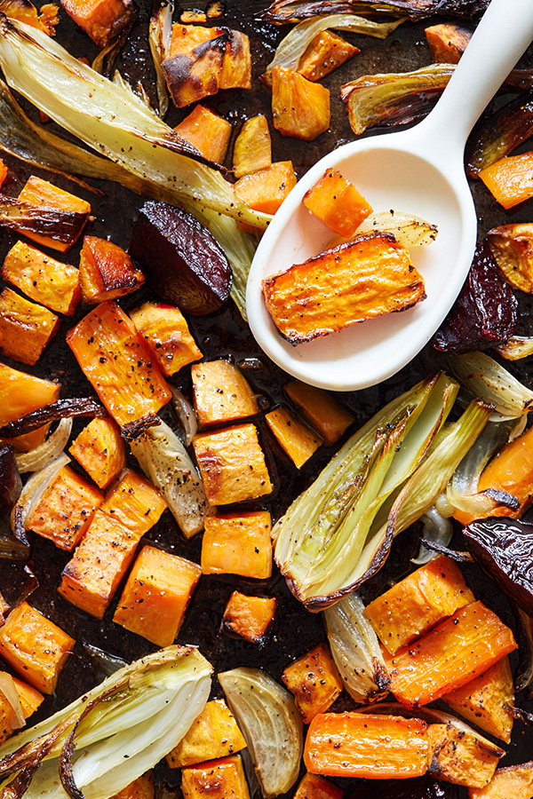 Roasted Veggies Recipe