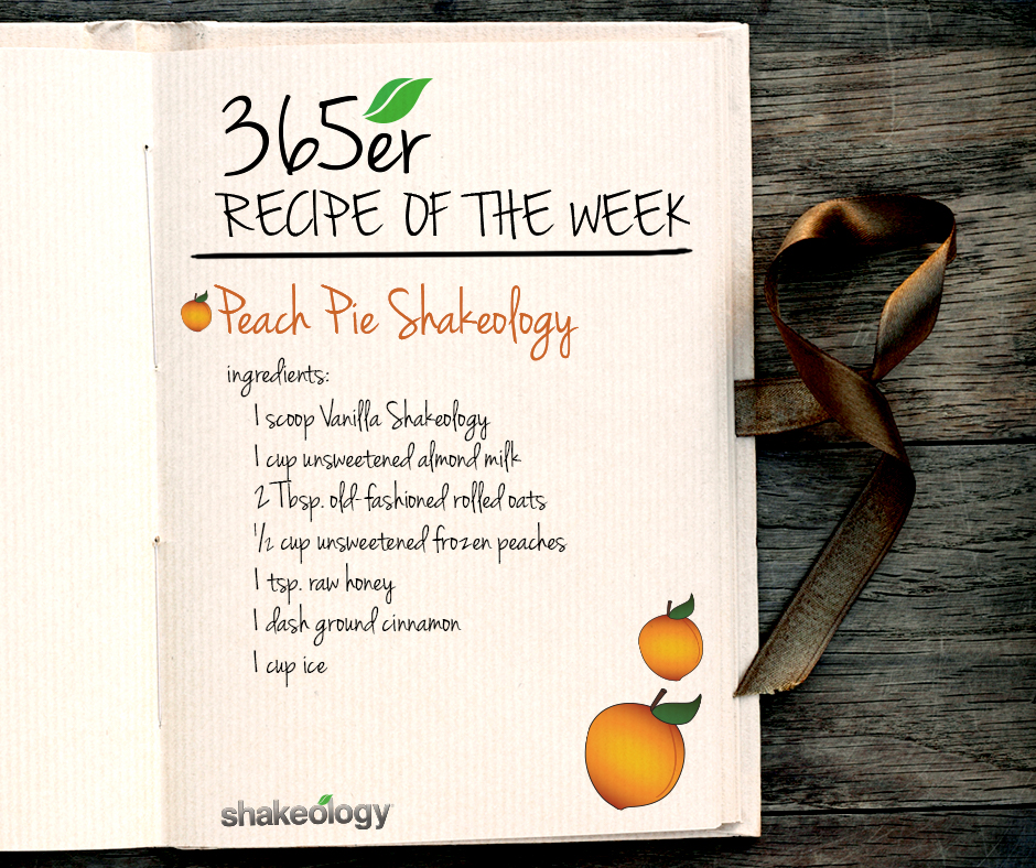 365er Recipe of the Week: Mouth-Watering Recipes for YOU by YOU