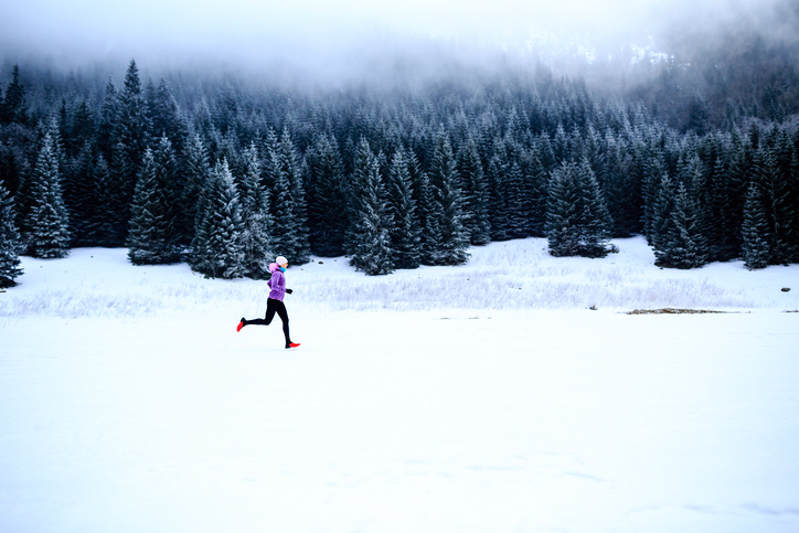 7 Ways To Stay Fit This Winter