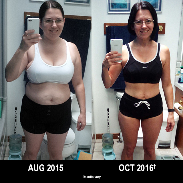 21 Day Fix Results: Tamarah Lost 40 Pounds with 21 Day Fix