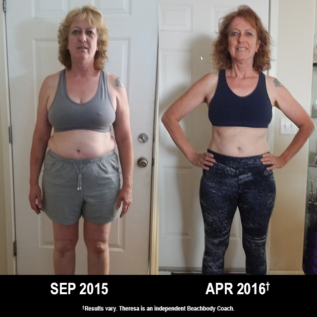 21 Day Fix Results: Theresa Lost 32 Pounds and Has Never Felt Better